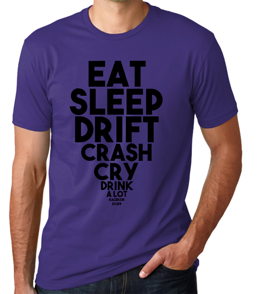 Eat Sleep Drift T-Shirt