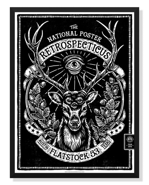 The NPR Flatstock 53