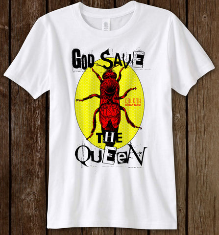 """God Save the Queen"" Shirt"