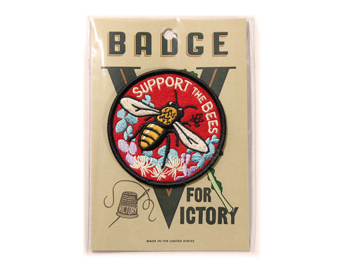 Support Bees Badge