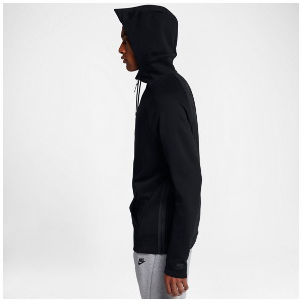 nike tech fleece half zip