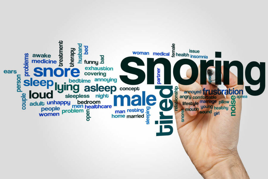 All about Snoring