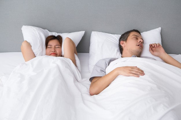 How Snoring Reduces Your Resistance to Diseases.