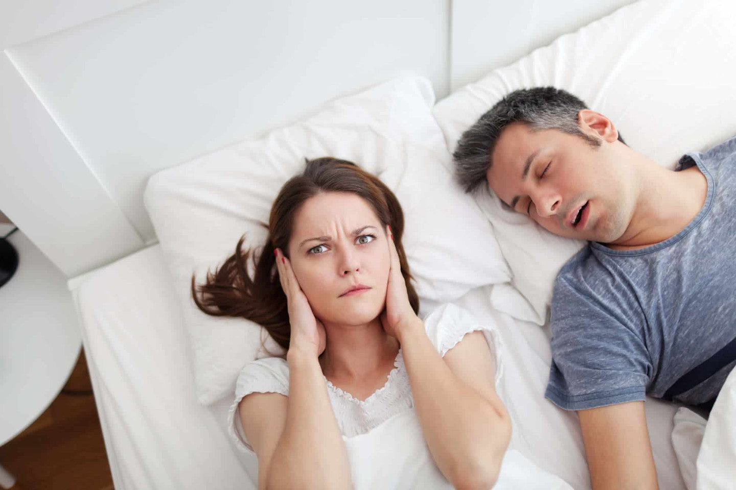Tired of snoring?