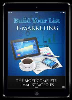 Build Your Own List - Modern Online Business Awareness Training