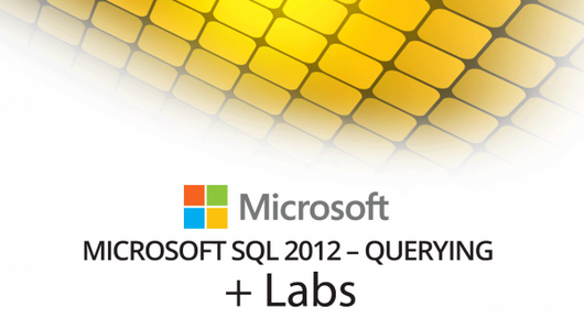 70-461 - Querying Microsoft SQL Server 2012 + Live Lab
