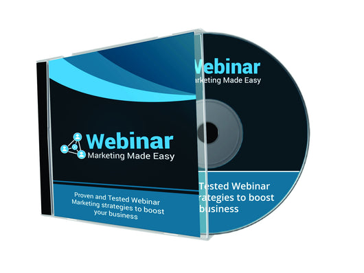 Webinar Marketing Video Training