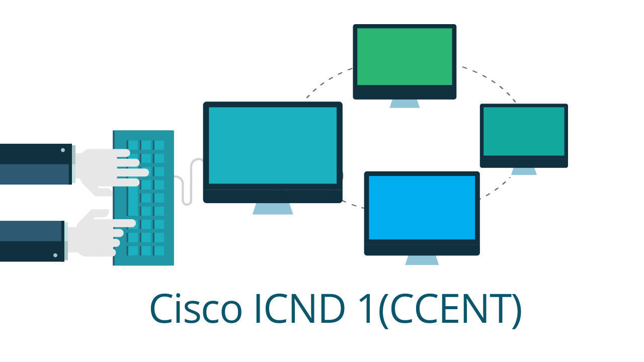 Cisco 640-822: ICND1 CCENT - Interconnecting Cisco Networking Devices Part 1