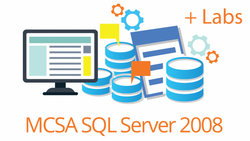 70-448 - Microsoft SQL Server 2008 BI Development and Maintenance + Live Lab