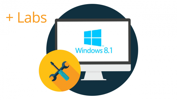 70-687 - Configuring Windows 8.1 + Live Lab