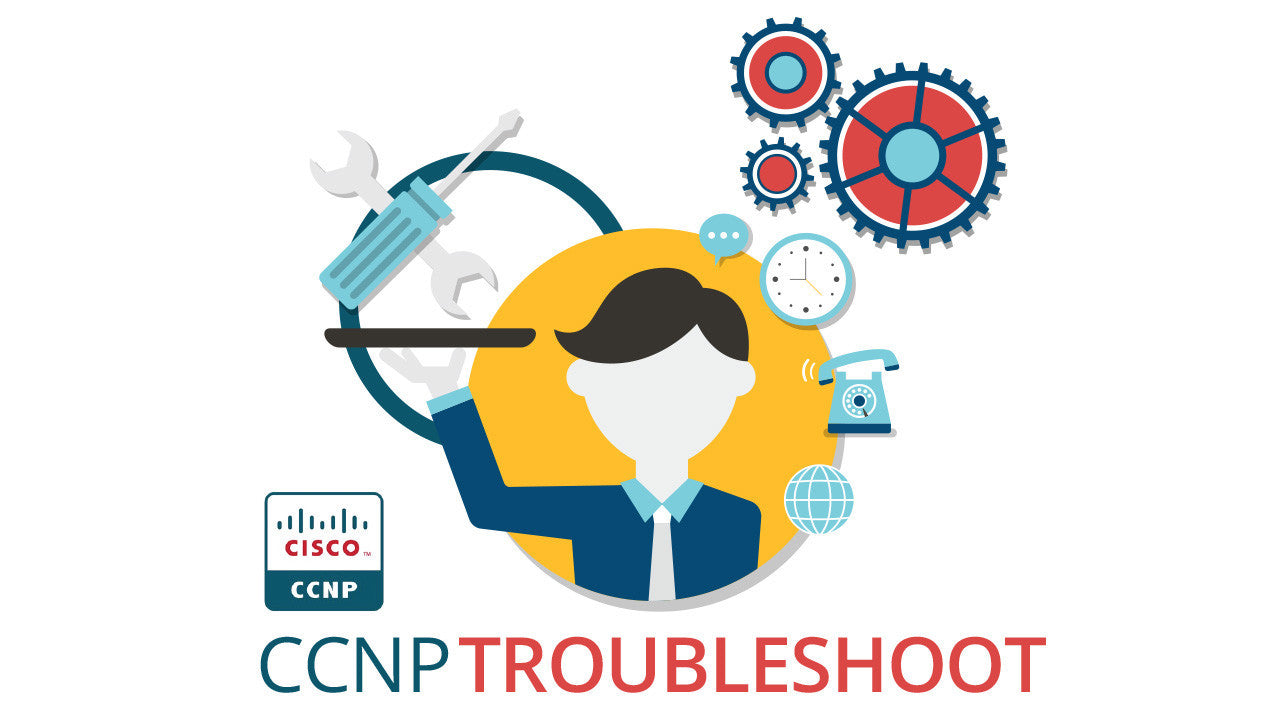642-832 Troubleshooting and Maintaining Cisco IP Networks - TSHOOT