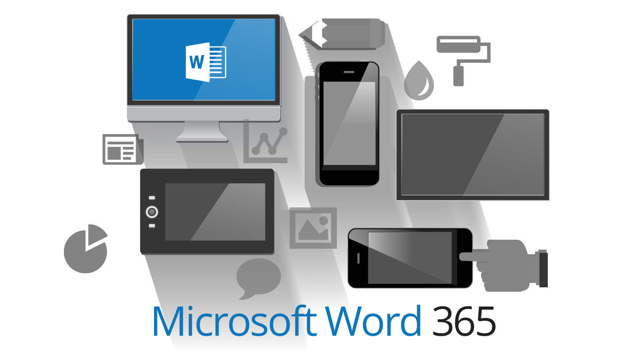 Microsoft Word 2013 Beginner, Intermediate & Advanced