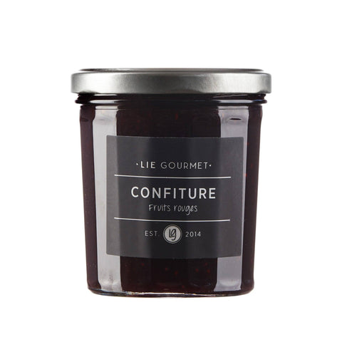 DIMM: Lie Gourmet jam with raspberry, blackberry, cranberry · 370 gr