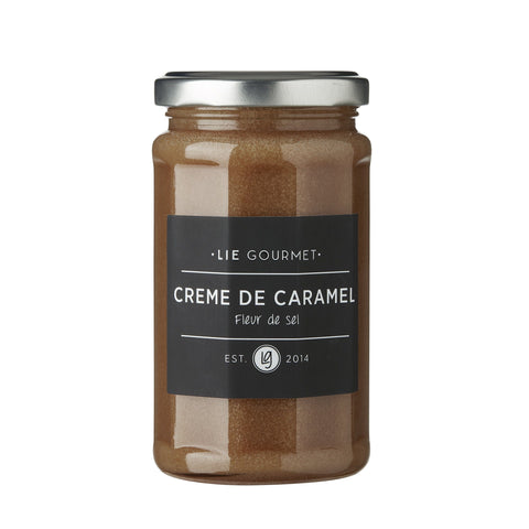 DIMM: Lie Gourmet caramel creme with seasalt · 270 gr
