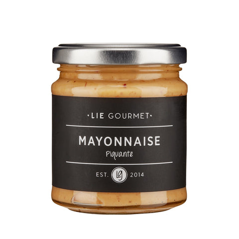 DIMM: Lie Gourmet mayonnaise piquant/chili · 160 gr