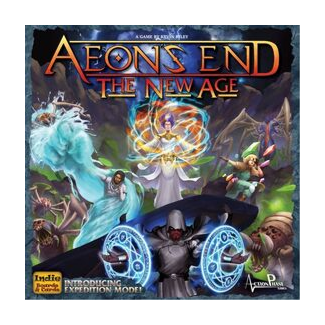 Aeon's End: The New Age - Review Round-Up