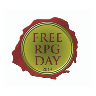 It's Free RPG Day 2019! Try out a new rpg game with a free quickstart guide!