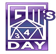 GM day game master day march 3 2018