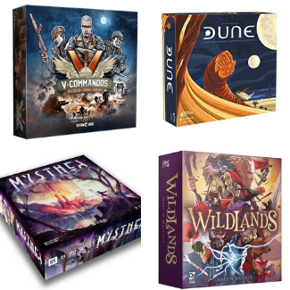 Our top board games you Need to try