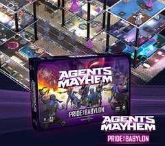 Agents of mayhem kickstarter miniatures saints row game