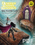 Dungeon Crawl Classics Free RGP Day Quickstart guide