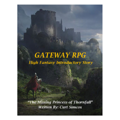 A Gateway D20 Adventure - The Missing Princess of Thornfall