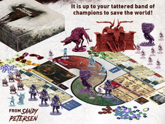 Planet Apocalypse kickstarter call of cthulhu