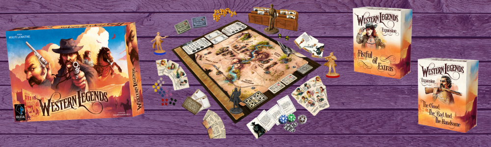 western legends board game expansions