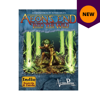 Aeon's End Into The Wild board game expansion