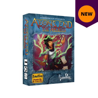 Aeon's End The Ancients expansion board game