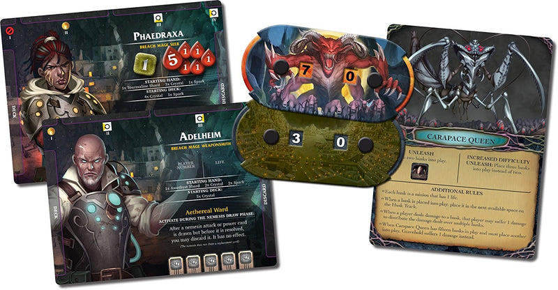 Aeon's End second edition cards