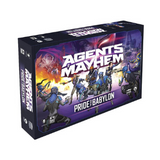 Agents of Mayhem: Pride of Babylon (Kickstarter Agent's Field Pack Pledge)