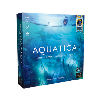 Aquatica board game box
