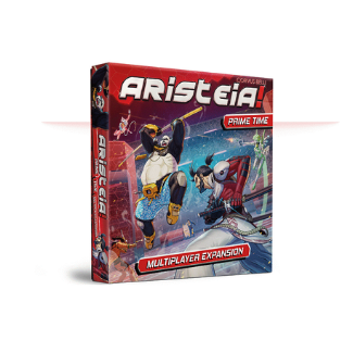 Aristeia! Prime Time Multiplayer expansion box