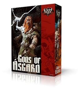 Blood Rage Gods of Asgard Expansion