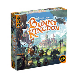 Bunny Kingdom board game box