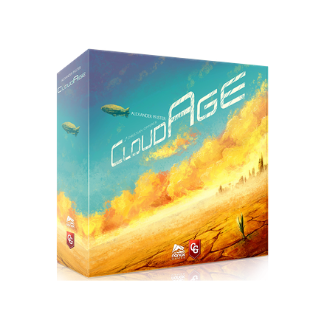 CloudAge board game box