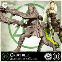 Crucible - Alchemist's Guild