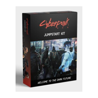 Cyberpunk 2020 2077 Red Jumpstart Kit
