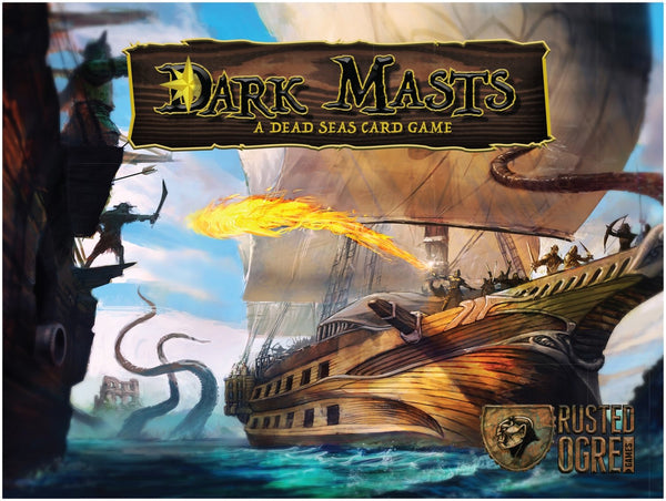 Dark Masts card game mtg seas
