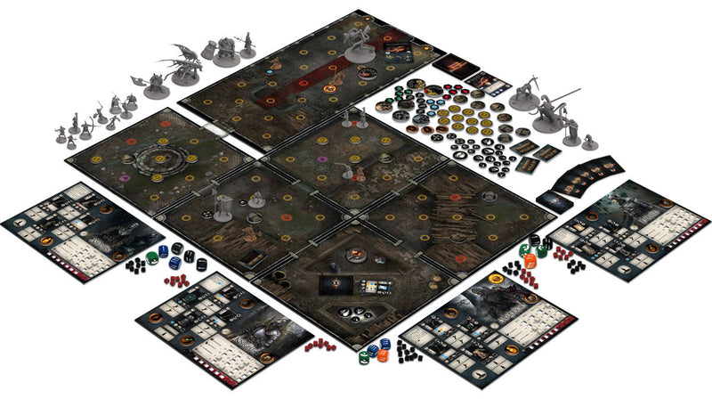 dark Souls board game gameplay