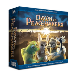 Dawn of Peacemakers game box