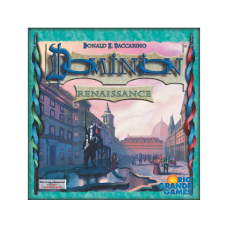 Dominion Renaissance board game box
