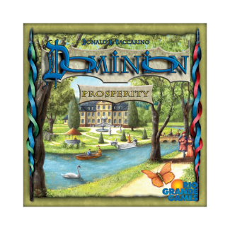 Dominion Prosperity board game box
