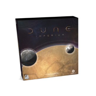 Dune Imperium board game box