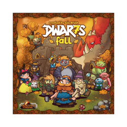 Dwar7s Fall Kickstarter Collector Edition box