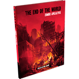 end of the world zombie apocalypse role playing game one-shot