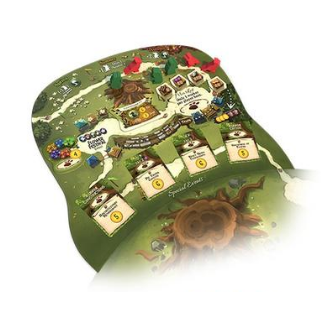 Everdell Bellfaire board game expansion game play
