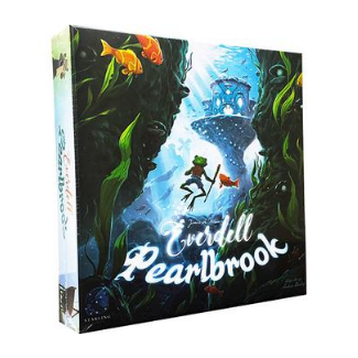 Everdell peralbrook expansion board game box
