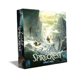 Everdell Spirecrest board game expansion box